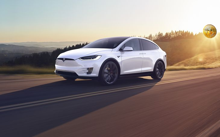 You'll pay for a Tesla with Bitcoin in the US starting today